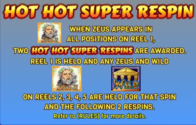 Zeus II Respins